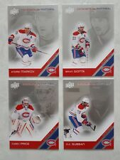 2011-12 McDonalds Upper Deck Montreal Canadiens complete your set $0.50 and up