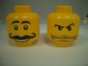 Lego Salt and Pepper shakers; Sell for Charity