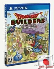 PS VITA Dragon Quest Builders Arefugarudo Whatever revive PSV