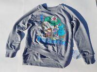 Girls Trollhunters Long Sleeve Sweatshirt - Heather Gray