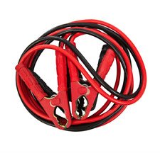 25mm Commercial Jump Leads Booster Cables 800 AMP 4Metre Cable Heavy Duty Clamps