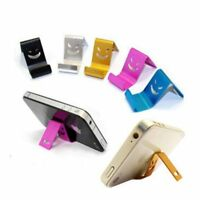 Mobile Phone Holder Cellphone Tablet Desk Mount Smart Phones Aluminum Metal