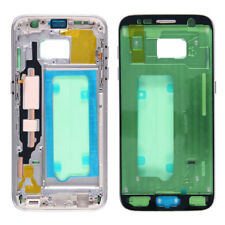 Chassis Back Housing Bezel Mid Middle Frame+3M Sticker For Samsung Galaxy S7 New