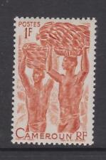Cameroun - SG 238a - l/m - 1946/50 - 1f - red-orange