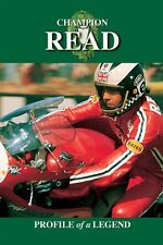 Champion Phil Read - Profile of a legend (New DVD) Motorcycle sport