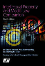 Intellectual Property and Media Law Companion: Fourth Edition (Legal Practice C