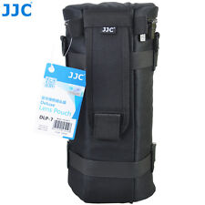 JJC DLP7 XXL weather-resistant nylon Deluxe Case Pouch for DSLR Lens below 310mm