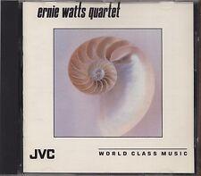 ERNIE WATTS QUARTET - Omonimo - CD JVS 1988 MINT COND.