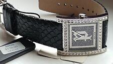 Womens Police Wrist Watch Vegas 30556 Leather Strap