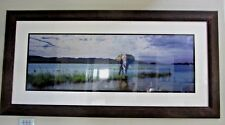 Huge 165 x 80 Ken Duncan THE POWER OF ONE limited edition 22/300 timber framed