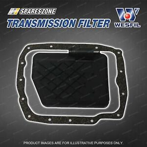 Premium Quality Wesfil Transmission Filter for Mitsubishi Colt RG Lancer CG CH