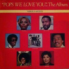 "Various – ""Pops We Love You""...The Album  ,12"" vinyl"