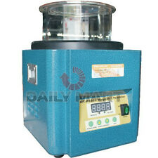 New Magnetic MT-P1500 Tumbler 1500g/29cm Jewelry Polisher Finisher 2800RPM