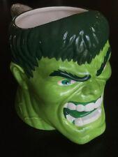 RARE Marvel Limited Figural Mug The Incredible Hulk 1997