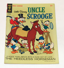 Walt Disney's Uncle Scrooge #66 - 1966 Comic Book Gold Key Comics