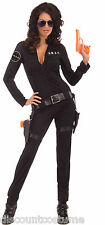 S.W.A.T. SEXY WOMEN OF ACTION TEAM WOMEN'S SWAT POLICE COSTUME ADULT XS/SM