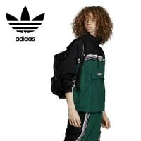 "MEN'S ADIDAS ORIGINALS ""R.Y.V."" BLKD 2.0 JACKET HOODED 90-S LIFESTYLE EK4337 M"
