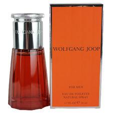 Wolfgang von Joop for Men EDT Spray Cologne 1.7oz NEU in Box