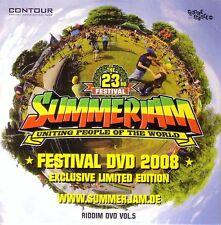 RIDDIM DVD Vol. 5 vom Summerjam 2008 Alborosie Jah Cure Dancehall Roots Culture