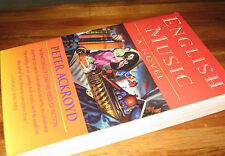 English Music - Peter Ackroyd  Restoring the mystery to human life  Amazing W♥W!