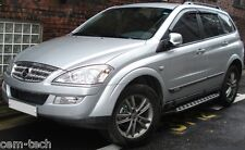 SsangYong Kyron SEAT COVERS PERFORATED LEATHERETTE