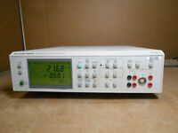FLUKE PM6304 PROGRAMMABLE AUTOMATIC RCL METER DC-100kHz