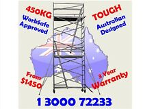Aluminium Scaffold 450kg Mobile Scaffolding Tower - 4.5m Access Height Scaffold