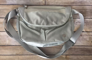 DoTerra Dream Convention Fold Over Crossbody Bag NEW Silver