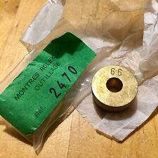 Rolex Vintage DIE Strumento Lunetta premere # 66 Datejust OYSTERDATE PERPETUA muore 2470