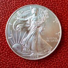 Etats-Unis - U.S.A. -Rare monnaie d'une Once Liberty en argent 1996 - date rare