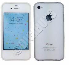 Carcasas liso de color principal blanco para teléfonos móviles y PDAs