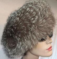 Berretto Volpe Pelliccia Basco Baschi Donna Bluefrost Fox Hat Nature c52dbef577c8