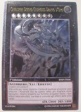 Yugioh Divine Dragon Knight Felgrand SHSP-IT056 1st ULTIMATE ITA