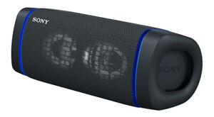 Sony EXTRA Bass Bluetooth Wireless Portable Speaker Black SRSXB33