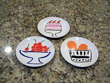 Kate Spade Lenox dessert plates, set of 3