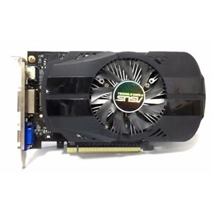 For ASUS GTX750TI Video Gaming Graphics Card 2GB/1GB DDR5 128Bit 5400MHz
