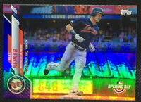 2020 Topps Opening Day MAX KEPLER Blue Foil Parallel Twins #162