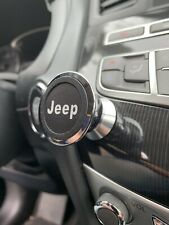 360 Magnetic GPS Car Cell Phone Mount Holder Tablet Universal Emblem For JEEP