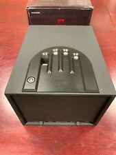 GunVault GVB2000 Biometric Handgun Safe Steel Portable Pistol Box Black New!