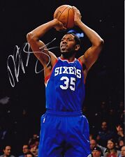 Henry Sims autographed 8x10 Philadelphia 76ers Free Shipping