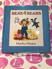 BEA'S 4 BEARSBY MARTHA WESTON