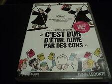 """DVD NEUF """"C'EST DUR D'ETRE AIME PAR DES CONS"""" proces caricatures Charlie Hebdo"""