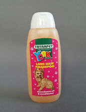 Dog Shampoo Pet Long Hair 200ml Macadamia Oil Cat Yorkshire Terrier York