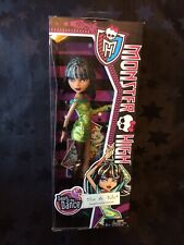 Monster High Cleo De Nile Dawn Of The Dance Doll Brand New In Box
