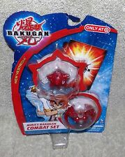 BAKUGAN BATTLE BRAWLERS NEW VISTROIA MIRAS BAKUGAN COMBAT SET TARGET
