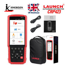 Launch CRP423 OBD2 Airbag Engine Scan Tool Auto Fault Creader VII+ CRP123 Update
