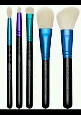 MAC ENCHANTED EVE ESSENTIALS BRUSH SET KIT contour blending eye shadow pencil