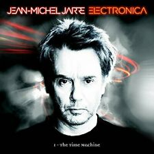 Electronica, Vol. 1: The Time Machine [Digipak] by Jean Michel Jarre (CD, Oct-2015, Sony Music)