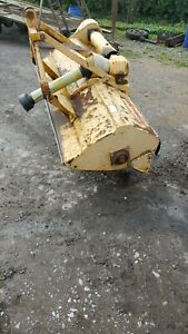 Turner Tractor Flail Mower