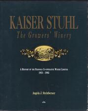 KAISER STUHL : THE GROWERS' WINERY : BAROSSA CO-OPERATIVE - STEINBERNER aq